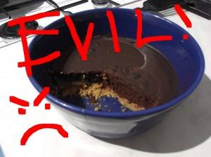 remainder evil dessert