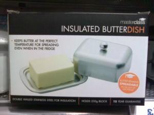 studious butter appliance